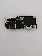 Роз'єм зарядки (нижня плата) Meizu M6S