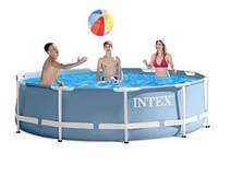 Каркасный бассейн INTEX PRISM FRAME POOL 28720 (305 СМ Х 76 СМ)