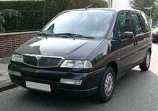 Lancia Zeta 1994-2002