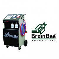 Установка обслуживания автокондиционера Brain Bee 6000 Plus (с принтером)