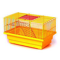 Клітка для гризунів Ведмедик цинк, Лорі, фото 1