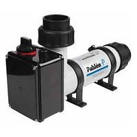 Электронагреватель 3 кВт Pahlen+термостат+датчик протока (пластик)