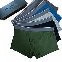 Набор мужских трусов Man Underwear 5 штук в подарочной упаковке, фото 2