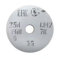 Круг абразивный шлифовальный 25А ПП 350х40х127 25СТ (F60, O, P) ЗАК