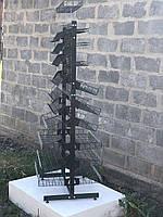 Универсальный сетчатый стеллаж шириной 60 см, фото 1