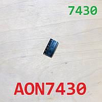 Микросхема AON7430 / AO7430 / 7430