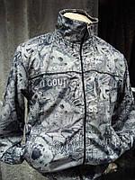 Кофта-Ветровка  куртка подростковая 46 размер