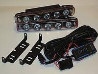 Дневные ходовые огни D03-T1S1 с функцией стробоскопа