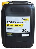 GECCO lubricants Rotax 80W-90 GL-5 (20л) Трансмиссионное масло