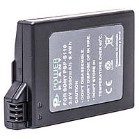 Аккумулятор к фото/видео PowerPlant Sony PSP-S110/2000/2600/S360 (DV00DV1300) N1.IN.UA, фото 1