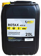 GECCO lubricants Rotax ATF III (20л) Трансмиссионное масло