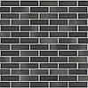 Клинкерная фасадная плитка White night (HF64), 240x71x14 мм, фото 4