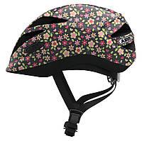 Велосипедний дитячий шолом ABUS HUBBLE 1.1 S 46-52 Retro Flower