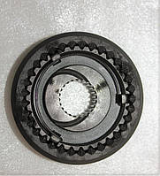 Муфта синхронізатора 5й передачі КПП 1102 (маточина+2стопора+3сухаря) GROG Корея