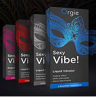Жидкие вибраторы от бренда Orgie. Какие они?