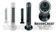 Вентилятор колонна  Silver Crest (Оригинал)Германия Высота 76 см