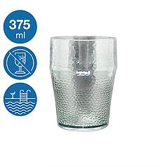 Келих пивний Жадор акриловий небиткий багаторазовий посуд для басейну яхти кейтерингу склопластик 375 мл