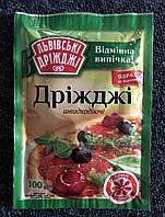 Львівські дріжджі швидкодіючі, 100г/ Львовские дрожжи быстродествующие, 100г