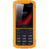 Мобільний телефон Ergo F245 Strength Yellow Black
