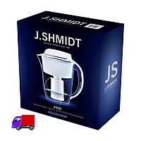 Фильтр кувшин J.SHMIDT A500 Аквафор Первый smart-фильтр для очистки воды