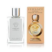Женский мини-парфюм Versace Eros Pour Femme - 60 мл