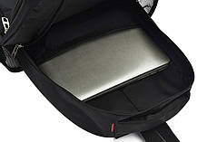 Большой тканевый мужской рюкзак, фото 3