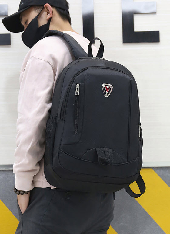 Большой тканевый мужской рюкзак
