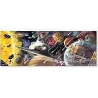Пазл MelissaDoug Мега Дослідження космосу, 200 елементів (MD8909)