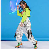 Яркий костюм для хип-хопа, фото 2