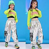 Яркий костюм для хип-хопа, фото 5