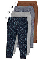 Стильные спортивные штанишки на футере Джордж для мальчика (поштучно)