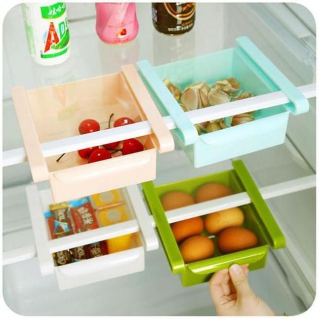 Органайзер в холодильник Refrigerator Multifunctional Storage Box