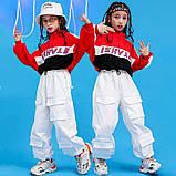 Костюм двойка для танцев Хип-хоп, фото 4