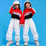 Костюм двойка для танцев Хип-хоп, фото 5