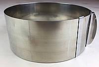 Раздвижная форма для выпечки ( 20 см * 40 см * 8.5 см ) .