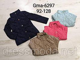 Курточки для девочек утепленные Glo-Story