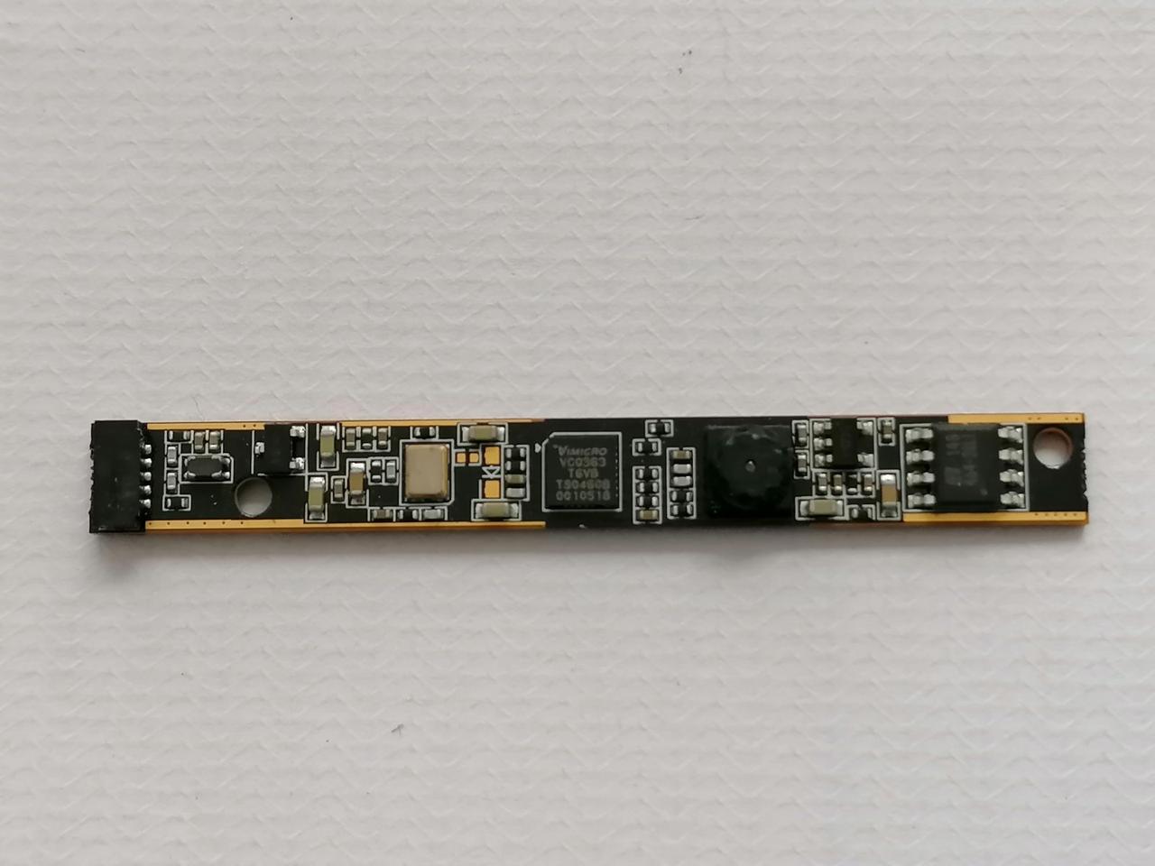 Б/У Web camera для ноутбука Samsung NP300E5A NP300E5C NP305E5A NP305E5C - BA59-03198A
