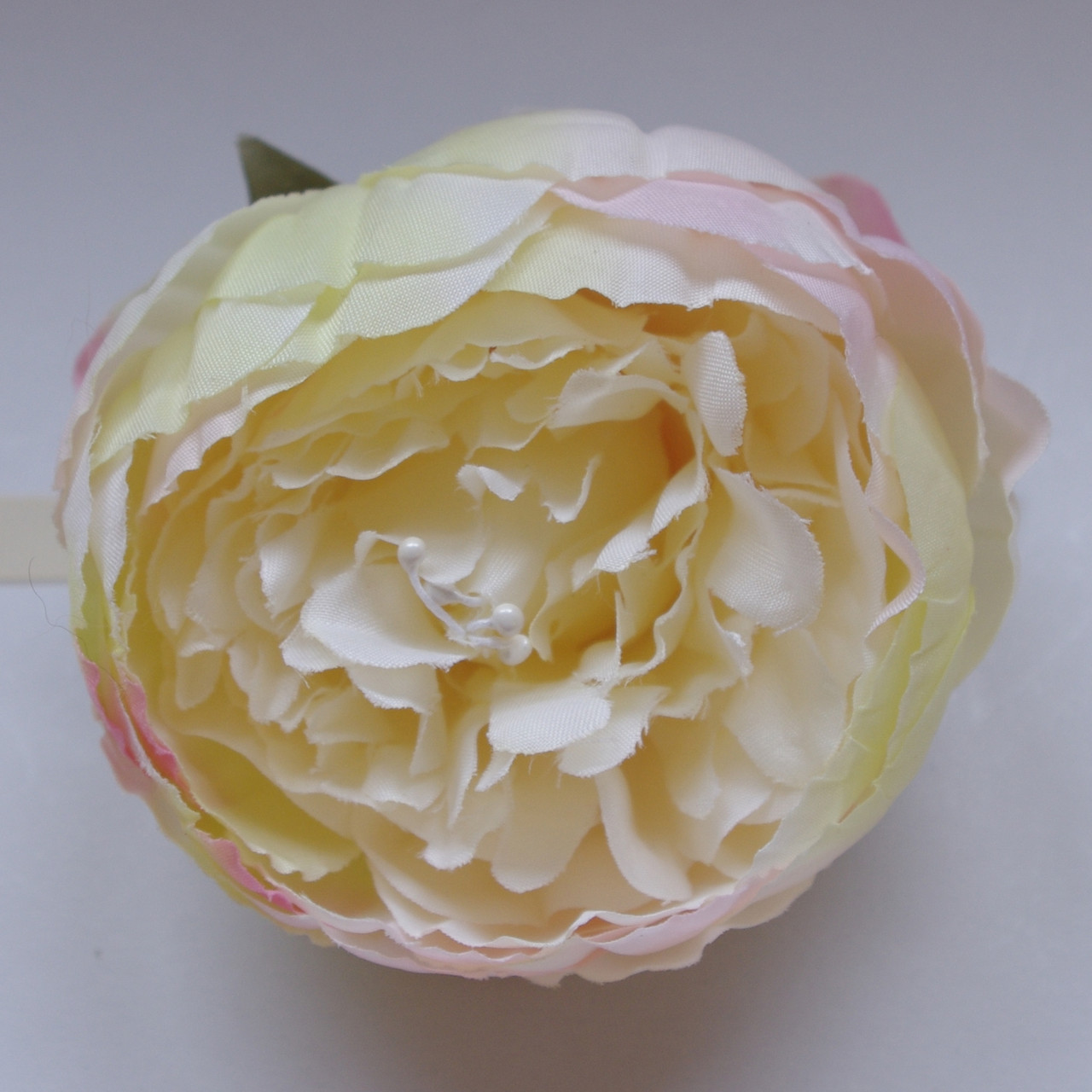 Декоративный магнит подхват Тканевый цветок FT 004