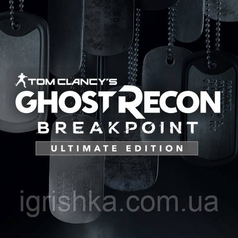 Tom clancy's Ghost Recon Breakpoint Ultimate Edition Ps4 (Цифровий аккаунт для PlayStation 4) П3