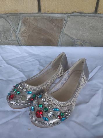 Туфли, балетки женские DESUN, фото 2