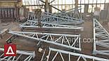 Двускатный навес, ангар 24х48 под склад, цех, фермы, каркас, зерно., фото 5