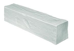 Балка Модерн ED 104 (4м) classic белая 17х19. DecoWood