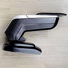 Підлокітник Armcik S4 з зсувною кришкою і регульованим нахилом для KIA Soul Mk1 2008-2014