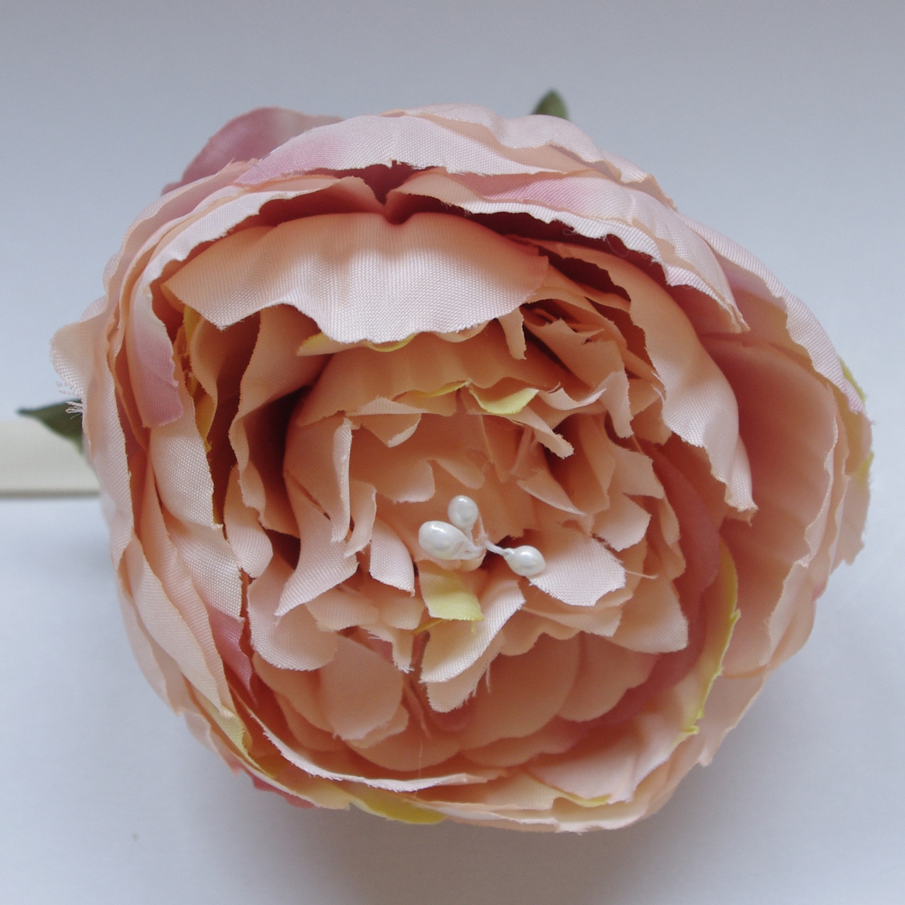 Декоративный магнит подхват Тканевый цветок FT 006