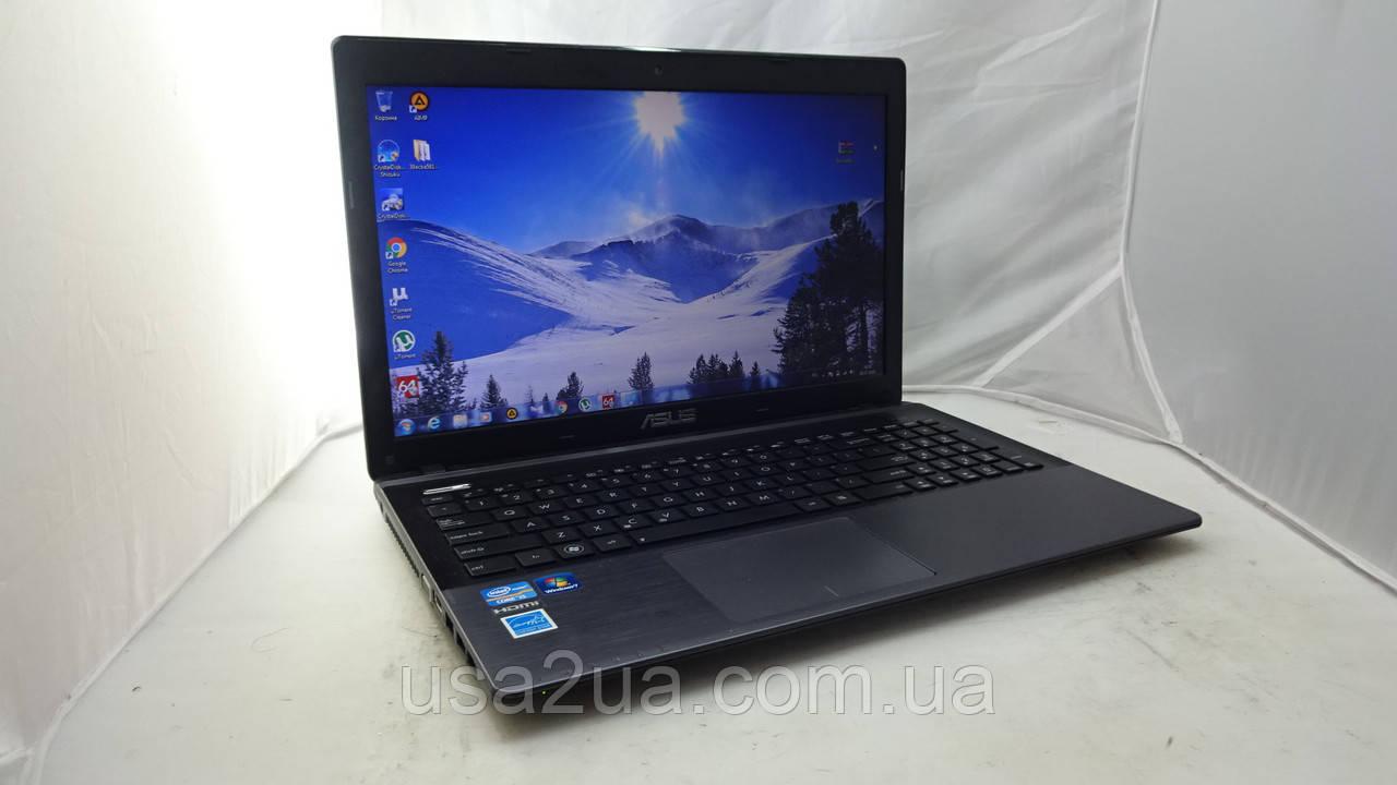 """15,6"""" Ноутбук Asus K55A Core I5 3Gen 500Gb 6Gb WEB Кредит Гарантия Доставка"""