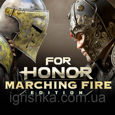 For Honor Marching Fire Edition Ps4 (Цифровой аккаунт для PlayStation 4) П3