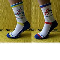 Борцовские носки. Носки с борцами. Носки под борцовки, фото 1