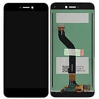 LCD Дисплей Модуль Экран для Huawei P8 Lite 2017 PRA-LX1 LX2 LX3 LA1 TL10 TL20 AL00 AL00X TAG-L21 L32, черный