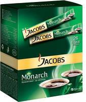 Кава JACOBS Monarch, розчинний, стік, 2g (коробочка 26 стіків)