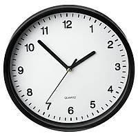 Часы настенные круглые диаметр 23см